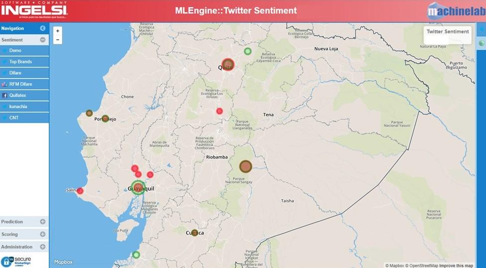 analisis twitter mapa